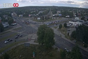 Łagiewnicka - Inflancka