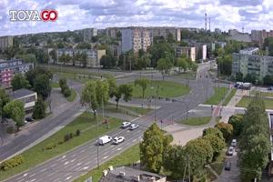 Rondo Broniewskiego