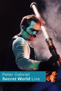 Peter Gabriel - Secret World: Live
