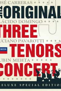 The Original Three Tenors Concert - 20th Anniversary Edition