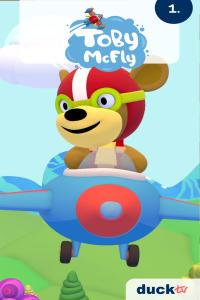 Toby McFly, odc. 1