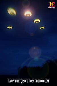 Tajny dostęp: UFO poza protokołem