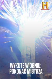 Wykute w ogniu: pokonać mistrza: Krótki miecz damasceński