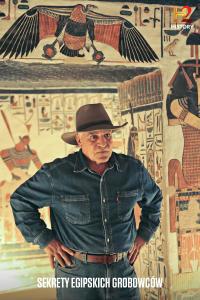 Sekrety egipskich grobowców, odc. 1