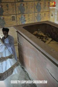 Sekrety egipskich grobowców, odc. 4