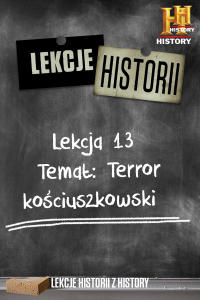 Lekcje historii z HISTORY, odc. 13