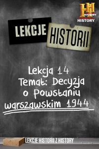 Lekcje historii z HISTORY, odc. 14
