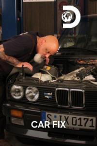 Auto - naprawa: BMW po przeszczepie