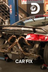 Auto - naprawa: Audi R8