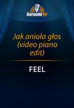 Jak anioła głos (video piano edit)