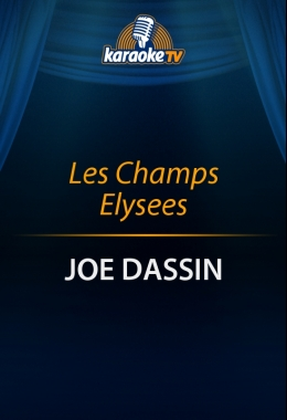 Les Champs Elysees