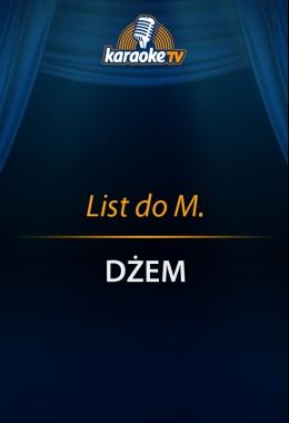 List do M.