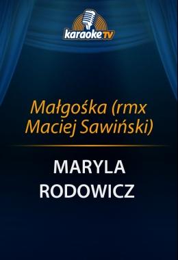 Małgośka (rmx Maciej Sawiński)