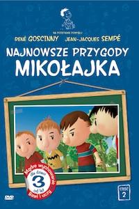 Najnowsze przygody Mikołajka 2, cz.1