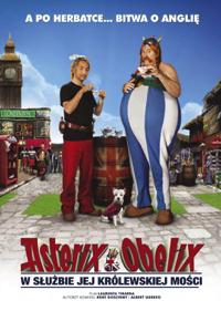 Asterix i Obelix - W służbie Jej Królewskiej Mości