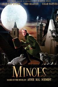 Panna Minoes - kocia agentka