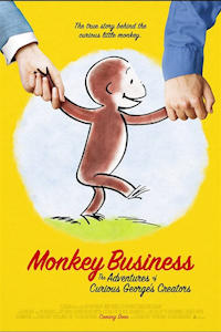Monkey Business: The Adventures Of Curious Georges Creators