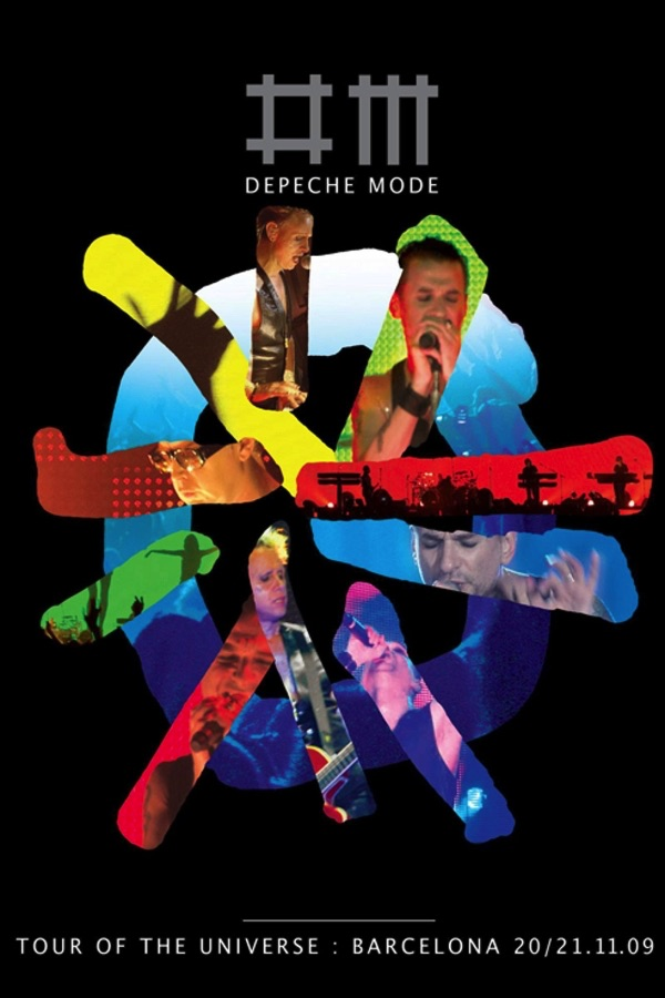 Depeche Mode - Tour of The Universe