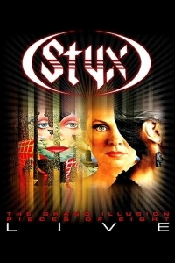Styx - The Grand Illusion / Pieces of Eight
