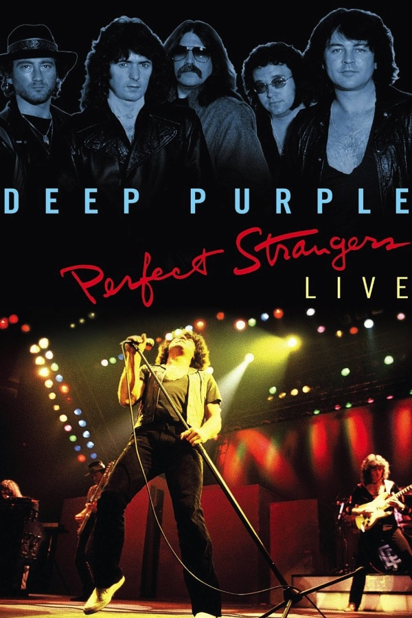 Deep Purple - Perfect Strangers: Live
