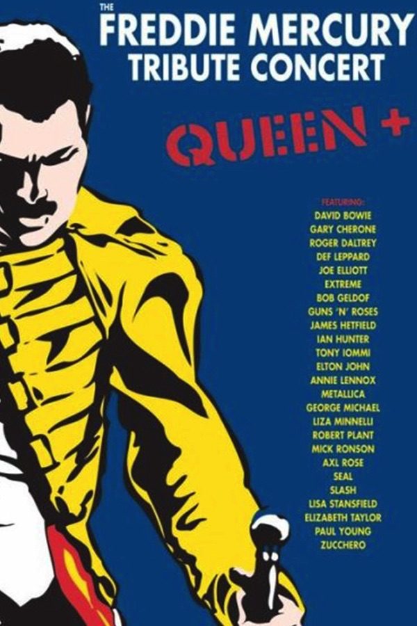 Various Artists - The Freddie Mercury Tribute Concert