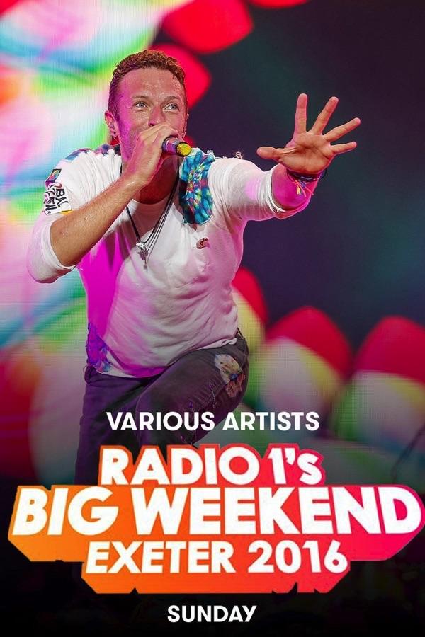 Coldplay, OneRepublic, Alessia Cara - BBC Radio 1`s Big Weekend 2016 – Sunday