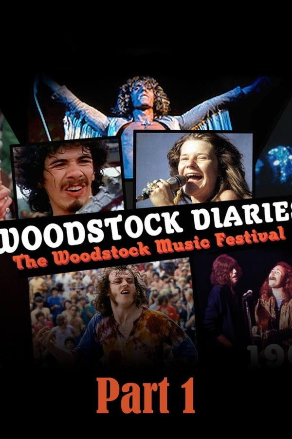 Various Artists - 50th of Woodstock Music Festival.Part 1