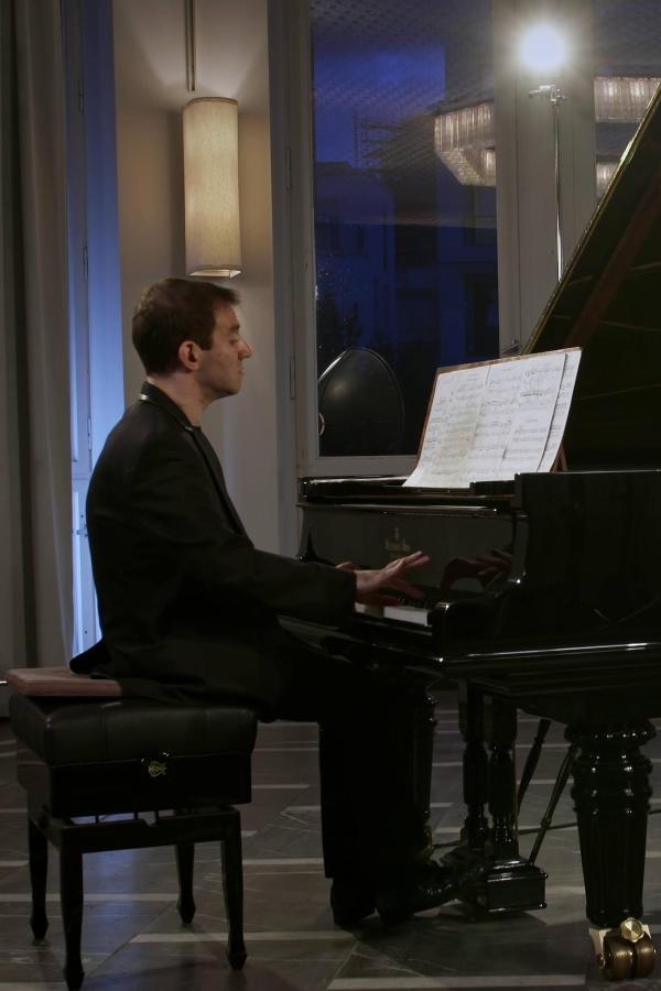 Koncerty podczas kwarantanny: Couperin, Chopin i Haydn
