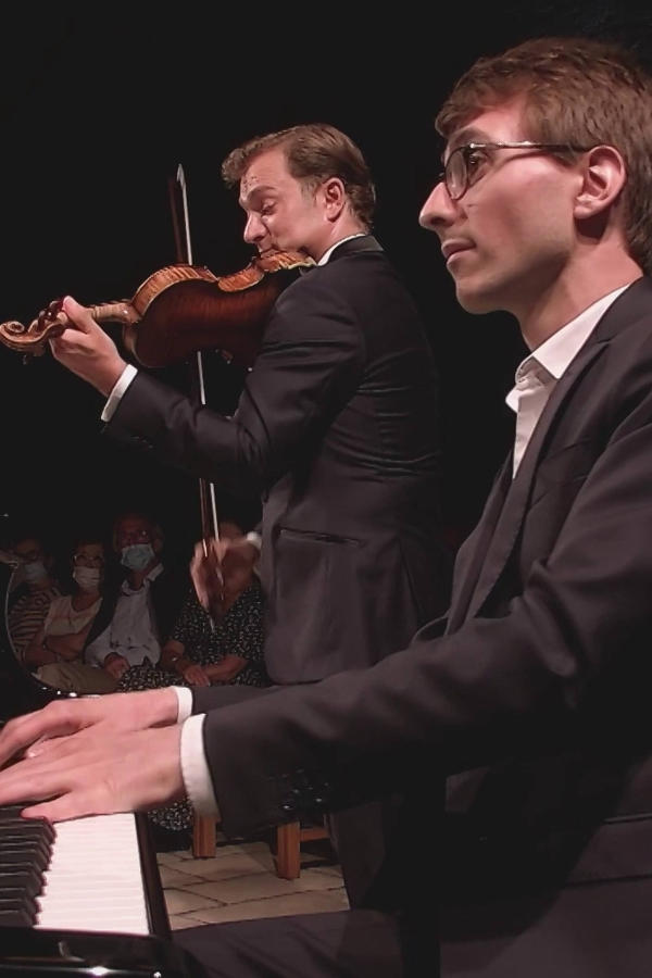 Rocamadour 2020: Sonaty autorstwa Fauré i Francka