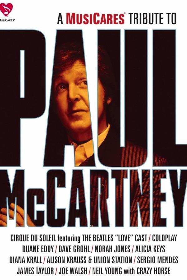 Paul McCartney - A Musicares Tribute