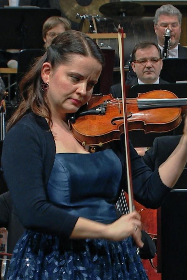 Nelsons dyryguje Berga i  Schleiermachera