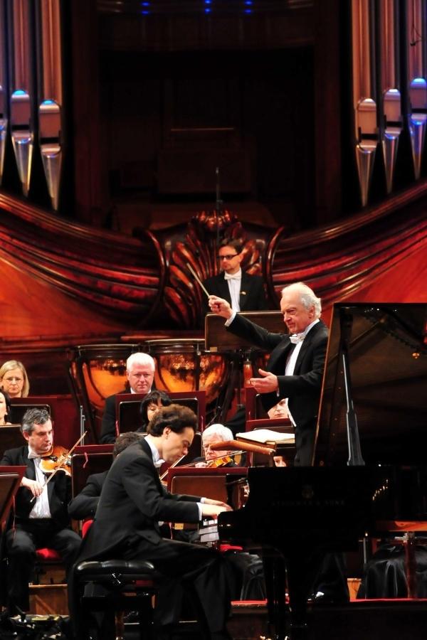 Chopin - I i II koncert fortepianowy