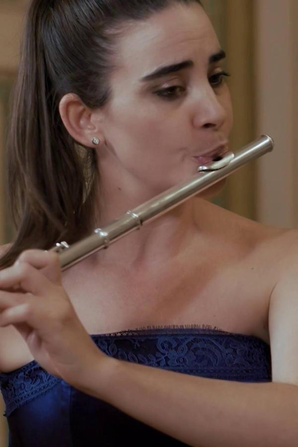 Utwory na flet i obój - Haydn, Schumann, Bach
