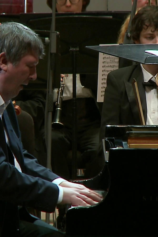 Rachmaninow - I Koncert fortepianowy op. 1