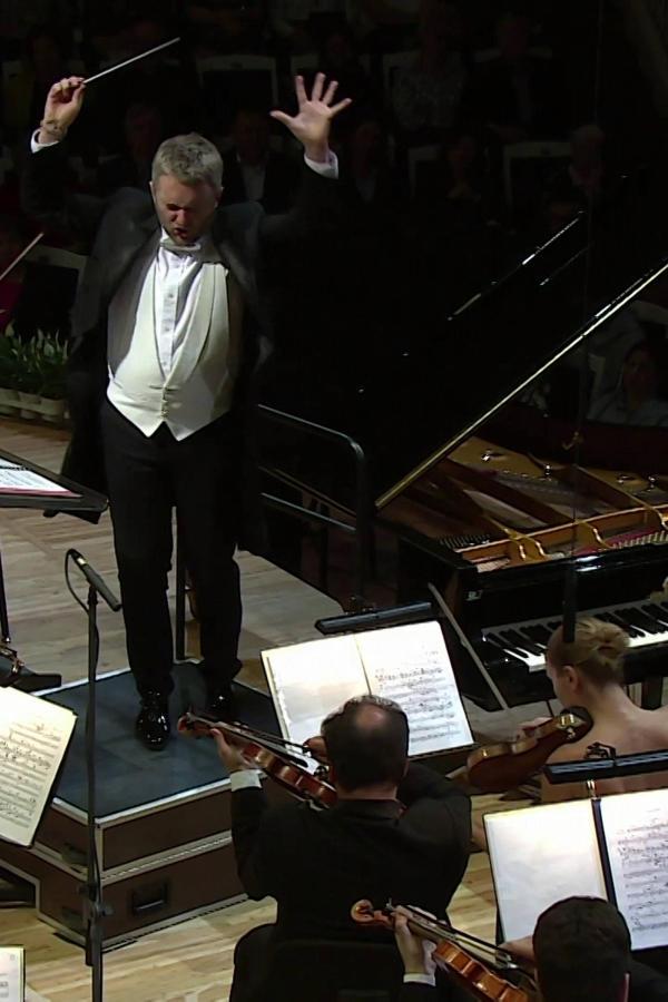 Saint-Saëns - II Koncert fortepianowy op. 22