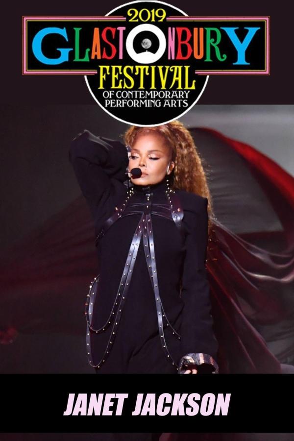 Janet Jackson: Live at Glastonbury Festival