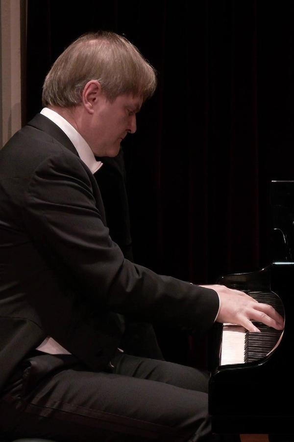 Misha Fomin w Concertgebouw (2020)
