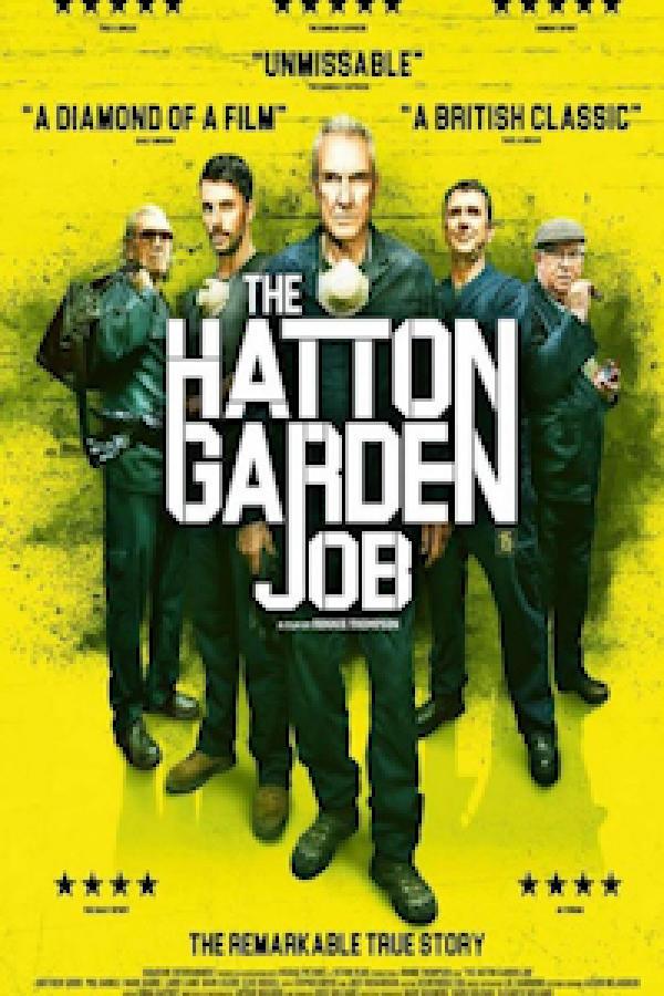 Skok na Hatton Garden