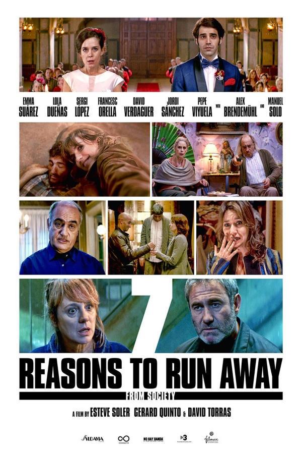 7 powodów do ucieczki
