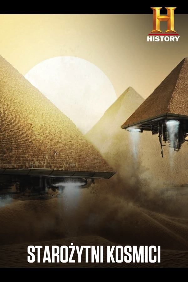 Starożytni kosmici 12, odc. 1