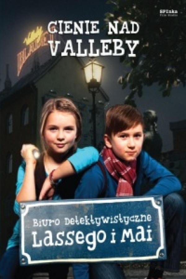 Biuro Detektywistyczne Lassego i Mai. Cienie Valleby