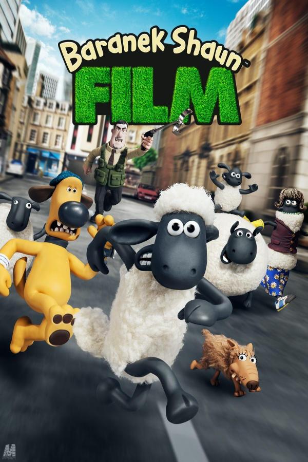NEW Baranek Shaun Film