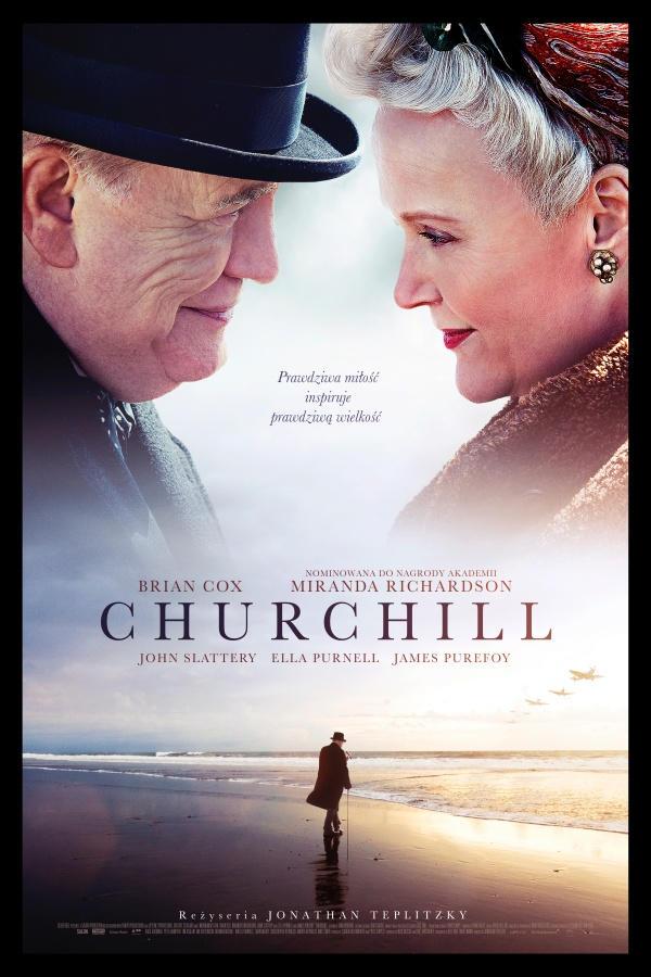 NEW Churchill