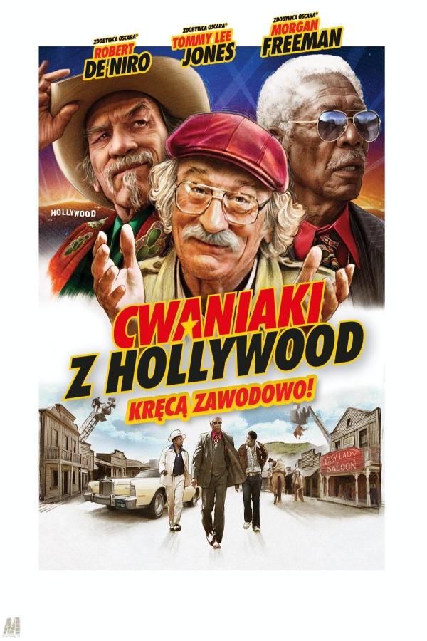 NEW Cwaniaki z Hollywood