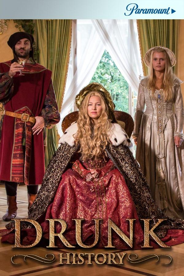 Drunk History - Pół litra historii 2, odc. 1