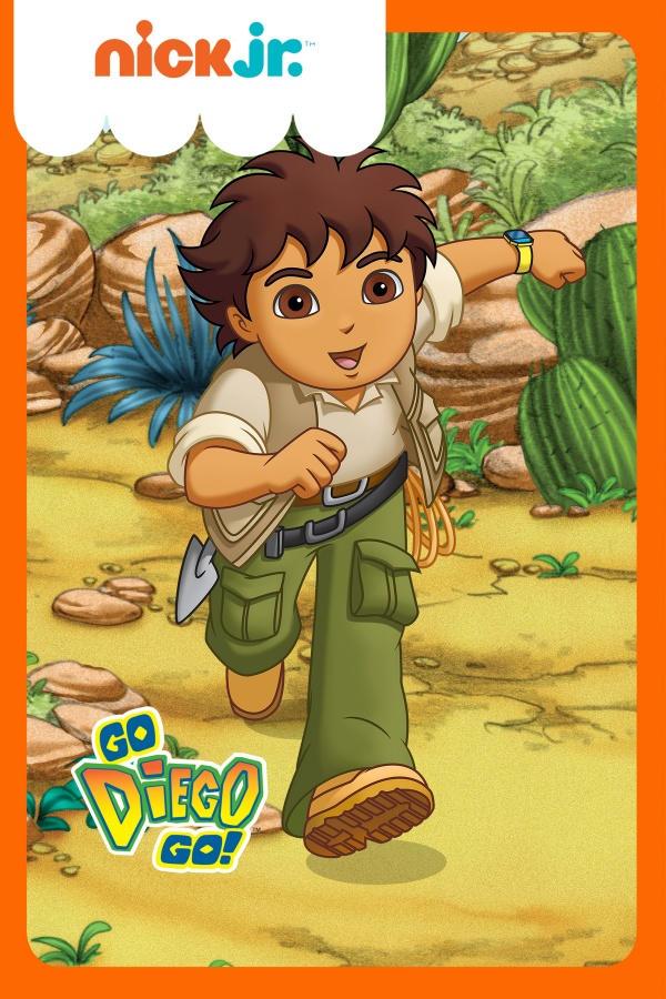 Dalej, Diego!, odc. 1