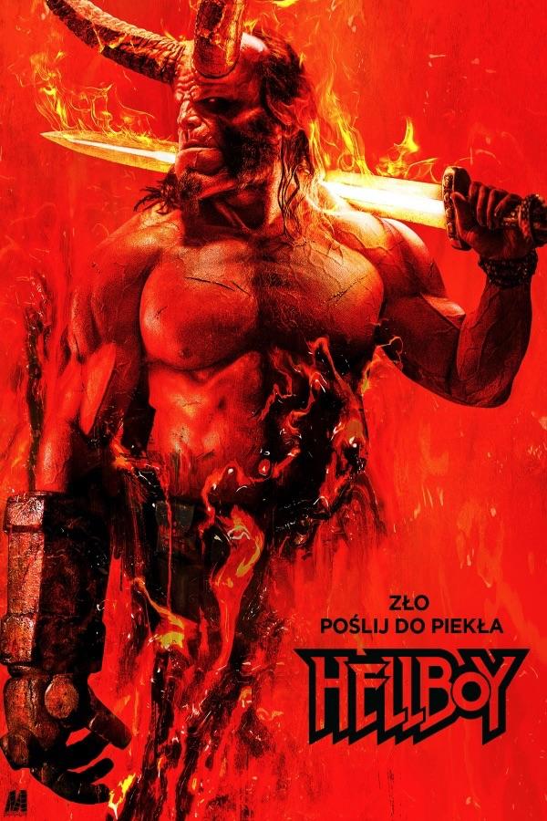 NEW Hellboy