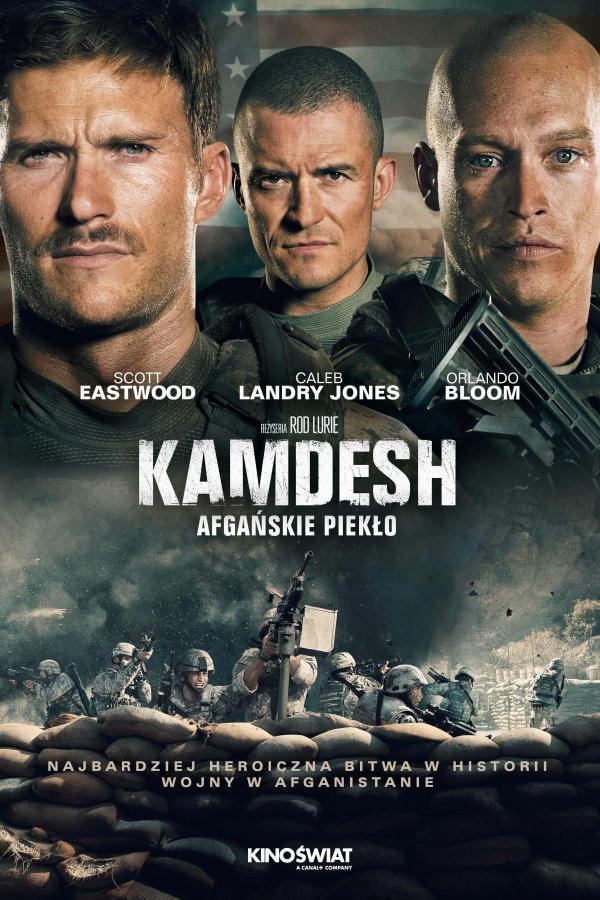 NEW Kamdesh. Afgańskie piekło