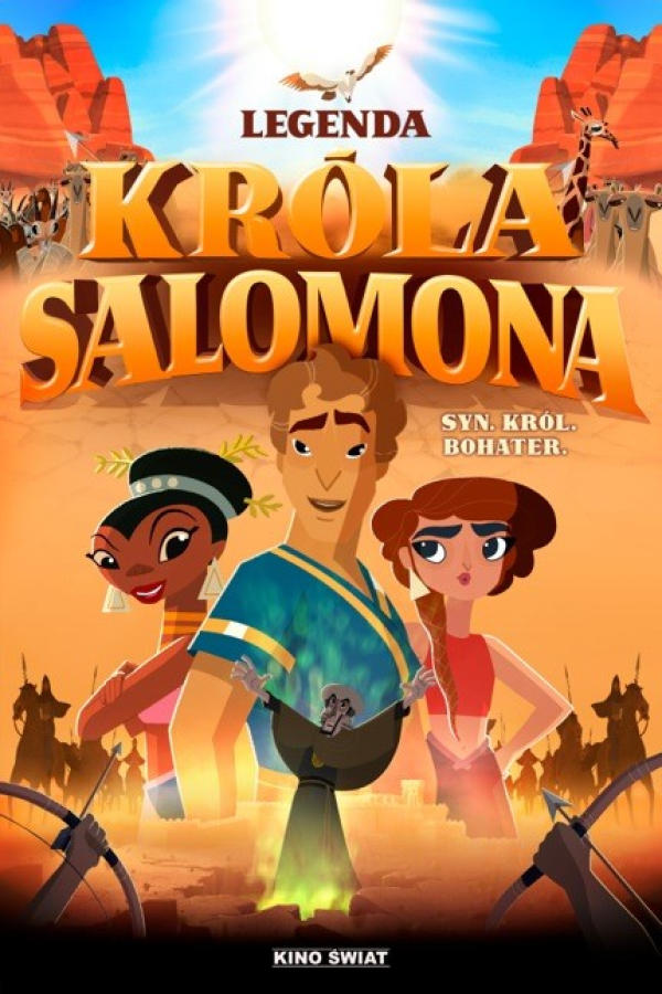 NEW Legenda króla Salomona