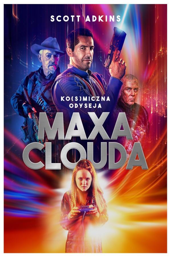 NEW Ko(s)miczna odyseja Maxa Clouda